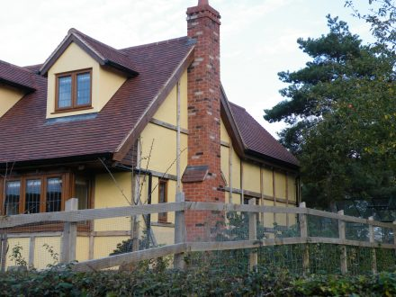 River Cottage selfbuild exterior