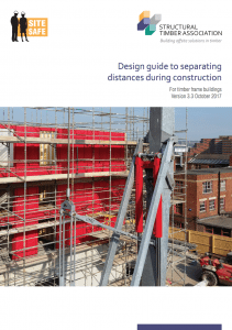 Design Guide Separating Distances During Construction (STA)