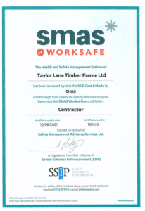 Worksafe Contractor Membership certificate